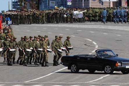 Площадь Минина и Пожарского перекроют в связи с репетицией парада Победы