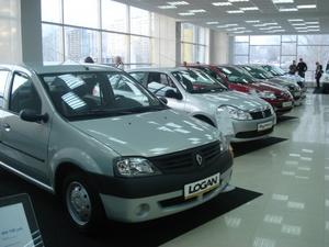 Открытие дилерского центра Renault  на Казанском шоссе
