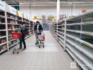 В России продукты подорожают на 20% из-за пандемии