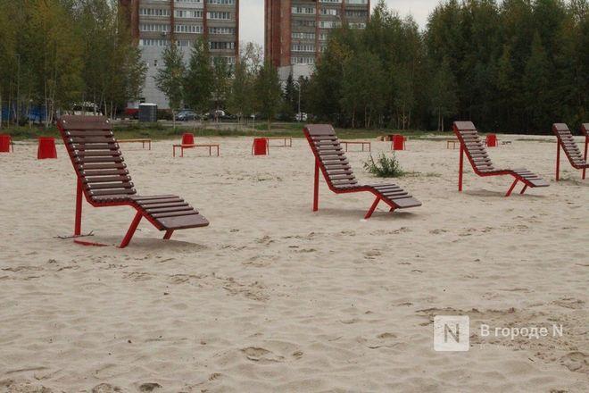 Пляж, качели, два фонтана: как преобразился Канавинский район - фото 87