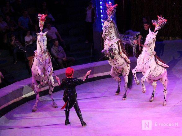 Чудеса «Трансформации» и медвежья кадриль: премьера циркового шоу Гии Эрадзе «БУРЛЕСК» состоялась в Нижнем Новгороде - фото 100