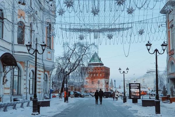 Как Нижний Новгород пережил аномально морозные дни