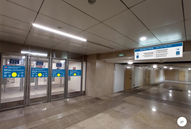 Систему навигации поменяют на четырех станциях нижегородского метро - фото 20