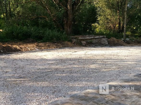Благоустройство Лопатинского оврага планируется завершить в начале сентября - фото 29