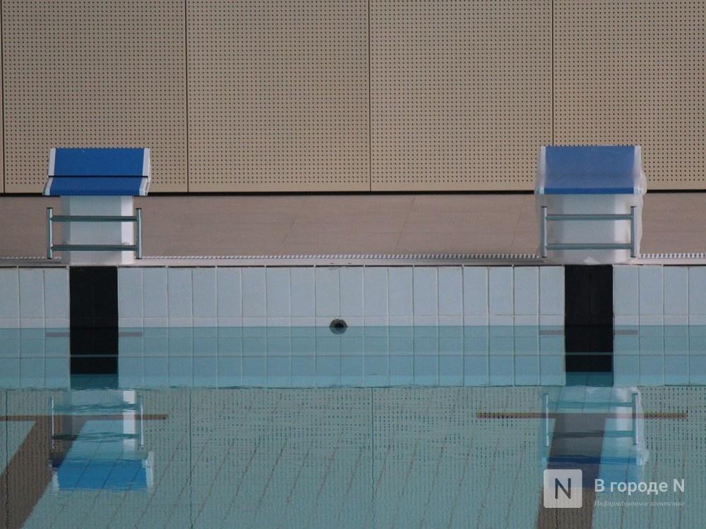 «Умные» стартовые тумбы установили в нижегородском бассейне «Дельфин» - фото 1