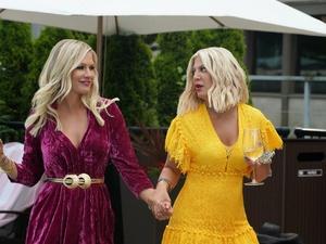 Уже не подростки: повзрослевшие герои «Беверли Хиллз, 90210» снова вместе