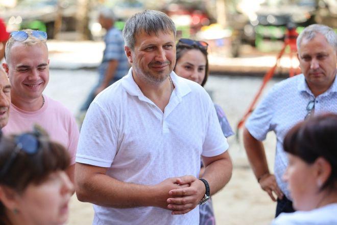 Благоустройство дворов в Дзержинске выполнено на 50% - фото 2