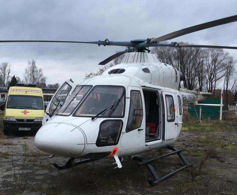 Выжившего при падении самолета мужчину перевезут в нижегородский ожоговый центр - фото 1