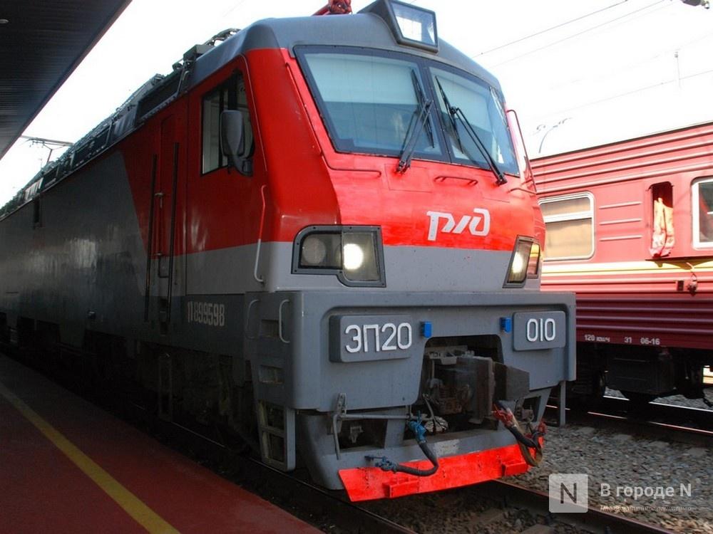 На Горьковской железной дороге восстанавливается курсирование ряда отменённых поездов дальнего следования - фото 1