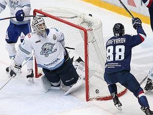 Глеб Никитин поздравил нижегородское «Торпедо» с победой над «Барысом»