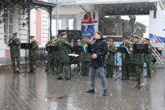 «Сирийский перелом»: уникальная выставка военной техники побывала в Нижнем Новгороде - фото 19